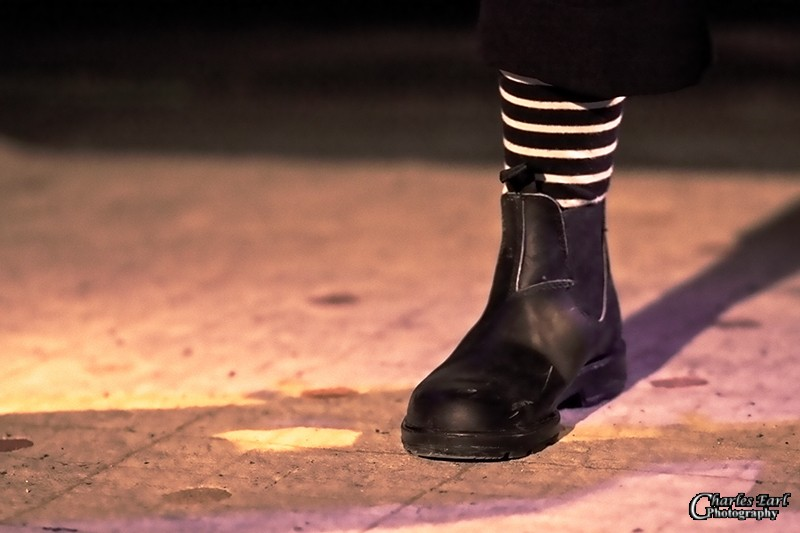 Stage Shoes Act 2 Scene 1