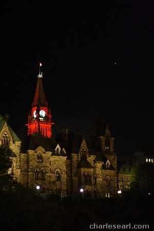 Red Centre Block