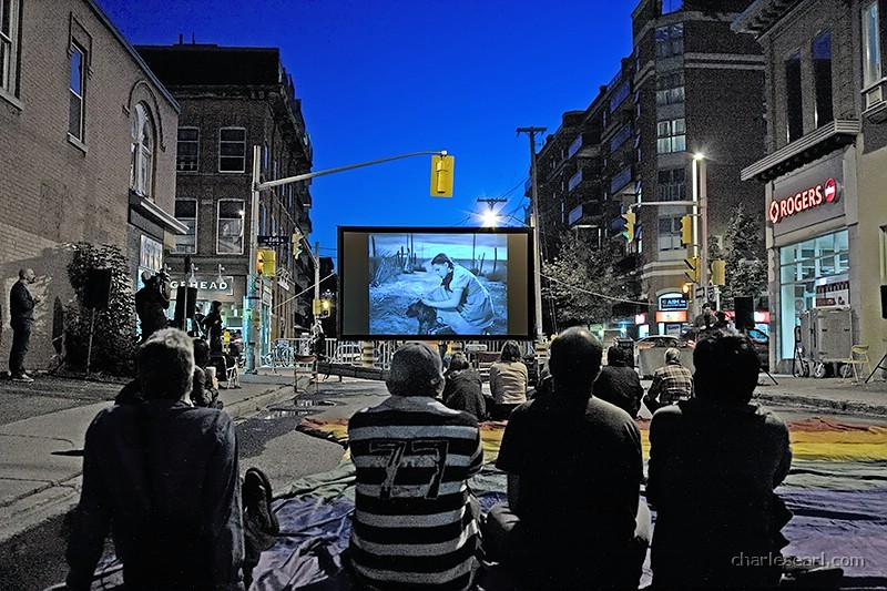 The Village Street Social and Film Screening